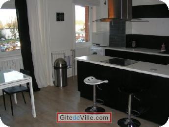 Self Catering Vacation Rental Villeneuve_d_Ascq 5