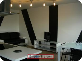 Self Catering Vacation Rental Villeneuve_d_Ascq 4