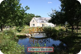 Self Catering Vacation Rental Mignieres 6