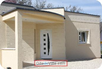 Self Catering Vacation Rental Mignieres 1