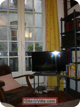 Self Catering Vacation Rental Rennes 13