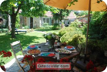 Bed and Breakfast Saint_Maur_des_Fosses 9