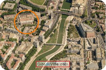 Self Catering Vacation Rental Montpellier 12