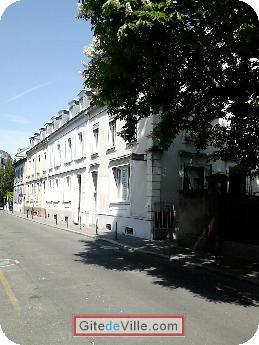 Gîte Mulhouse 9