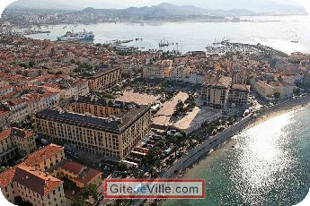 Self Catering Vacation Rental Ajaccio 1