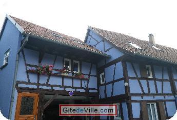 Self Catering Vacation Rental Eckbolsheim 10