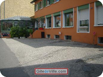 Self Catering Vacation Rental Francheville 7