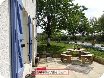 Self Catering Vacation Rental La_Haie_Fouassiere 2
