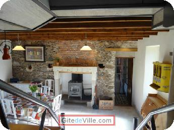 Self Catering Vacation Rental La_Haie_Fouassiere 3