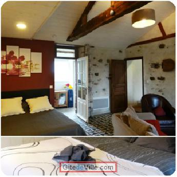 Self Catering Vacation Rental La_Haie_Fouassiere 6