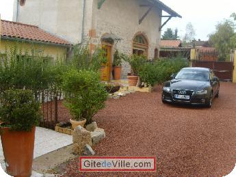 Self Catering Vacation Rental Grezieu_La_Varrene 1