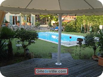 Self Catering Vacation Rental Grezieu_La_Varrene 6