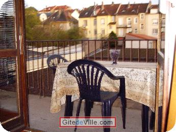 Self Catering Vacation Rental Metz 8