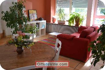 Self Catering Vacation Rental Eckbolsheim 3