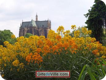 Vacation Rental (and B&B) Metz 7