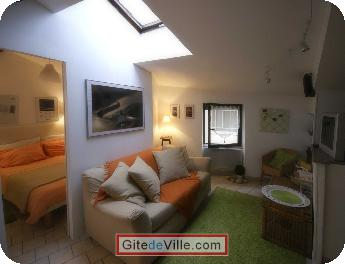 Self Catering Vacation Rental Lyon 13