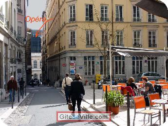 Gîte Lyon 3