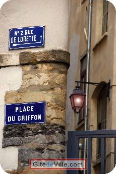 Gîte Lyon 9