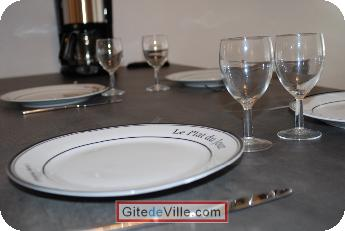 Vacation Rental (and B&B) Epinal 9