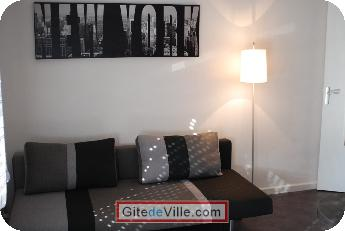 Vacation Rental (and B&B) Epinal 6