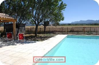 Self Catering Vacation Rental Saint_Gervais_sur_Roubion 2