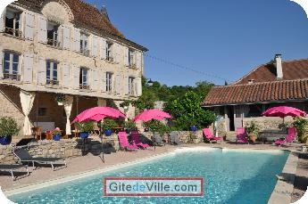 Self Catering Vacation Rental Figeac 4