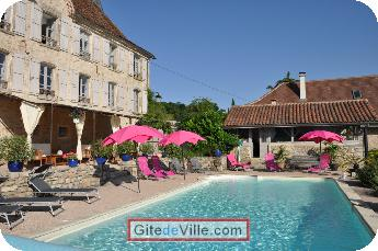 Self Catering Vacation Rental Figeac 12