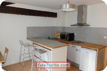 Self Catering Vacation Rental Saint_Etienne 1