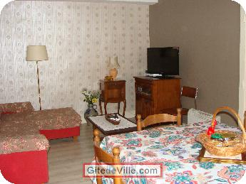 Self Catering Vacation Rental Chaudeney_Sur_Moselle 4