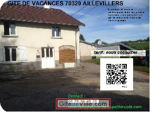 Gîte Aillevillers_et_Lyaumont 1