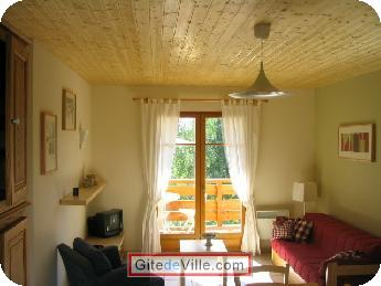 Self Catering Vacation Rental Saint_Martin_d_Uriage 5