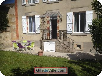 Self Catering Vacation Rental Neuville_sur_Ornain 1