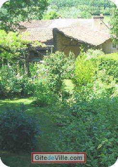 Chambre d'Hôtes Ozenay 10