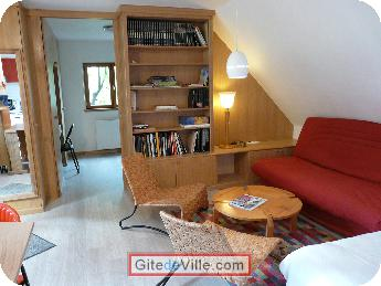 Self Catering Vacation Rental Souffelweyersheim 1