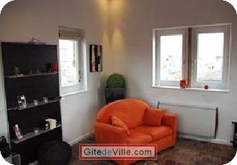 Self Catering Vacation Rental Lyon 4