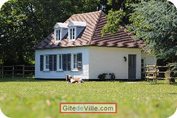 Self Catering Vacation Rental Vendeville 1