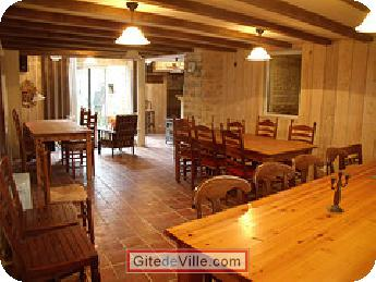 Self Catering Vacation Rental Cersot 10