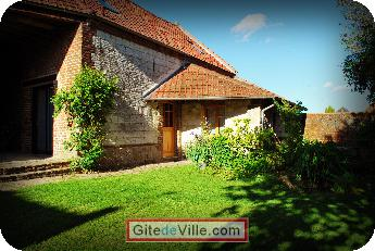 Self Catering Vacation Rental Mont_Saint_Eloi 9