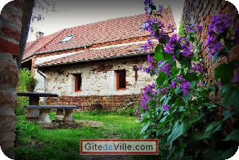 Self Catering Vacation Rental Mont_Saint_Eloi 7