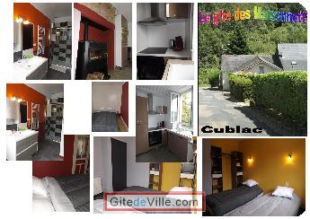 Self Catering Vacation Rental Cublac 1