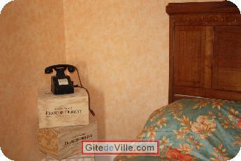 Gîte (et Chambre d'Hôtes) Buxeuil 2