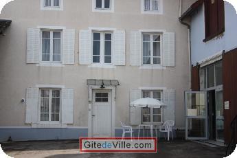 Gîte (et Chambre d'Hôtes) Buxeuil 4