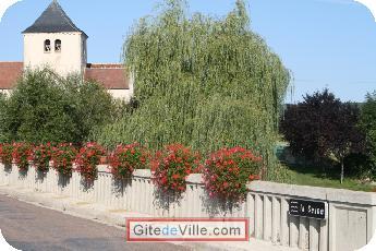 Gîte (et Chambre d'Hôtes) Buxeuil 7