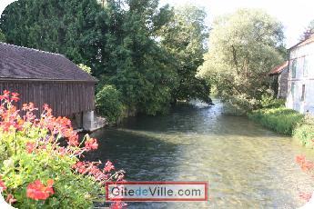 Gîte (et Chambre d'Hôtes) Buxeuil 1