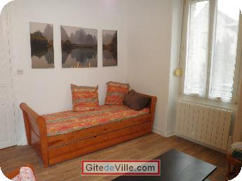 Self Catering Vacation Rental Rennes 15