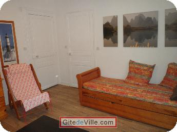 Self Catering Vacation Rental Rennes 14