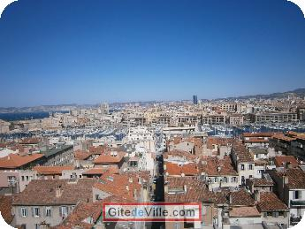 Gîte Marseille 4