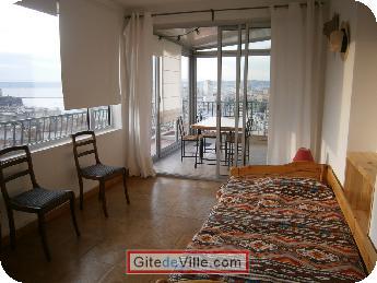 Gîte Marseille 8