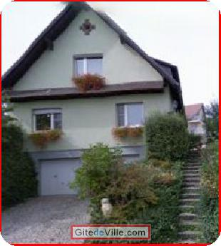 Self Catering Vacation Rental Marlenheim 1