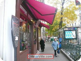 Self Catering Vacation Rental Paris 2